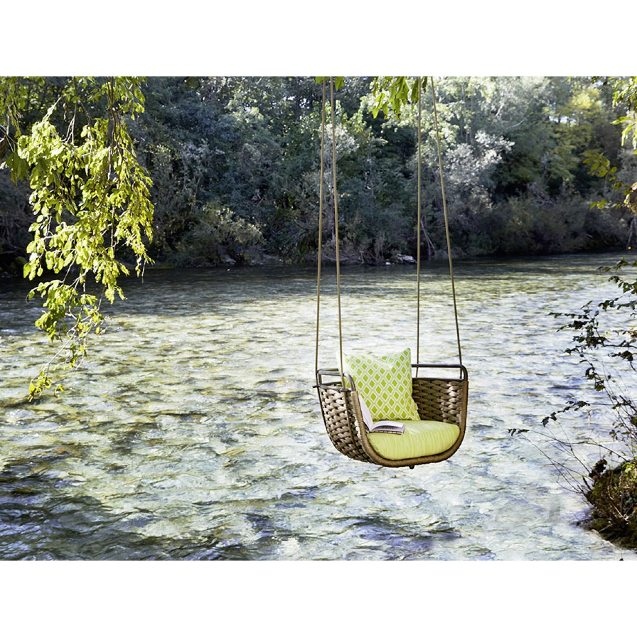 CUSTOM SIZE PORTOFINO SWING FOR CRUISE