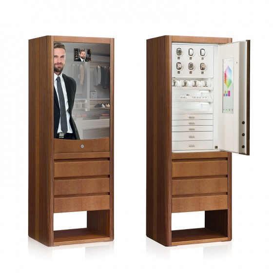 Smart Identity Noce Armoire Safe