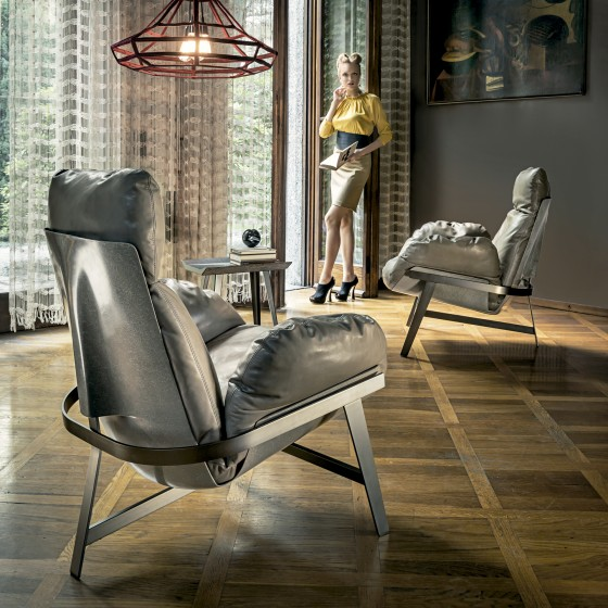 Jupiter Lounge Chair