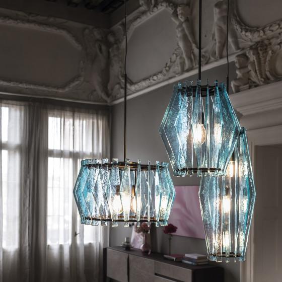 Oompa-Loompa Suspension Lamp