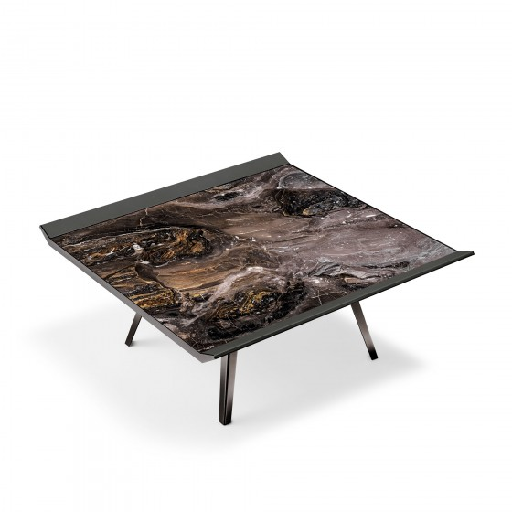 Moon Invaders Coffee Table