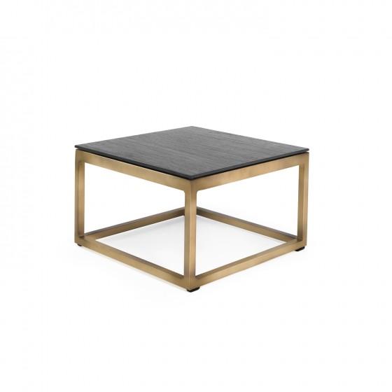 Metropolitan Gold Side Table