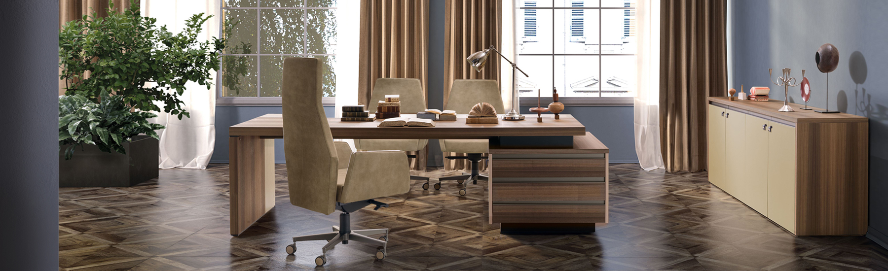 Kefa Executive Desk