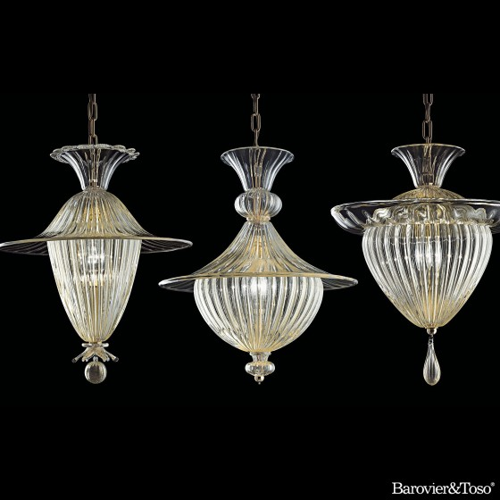Fanali Veneziani Suspension Lamp