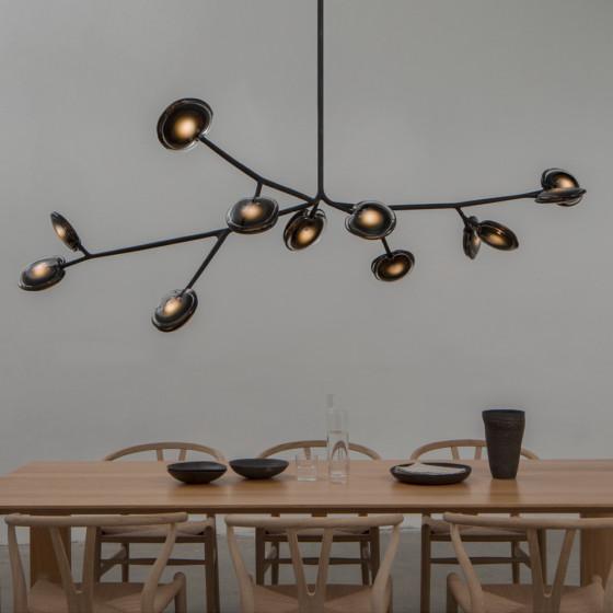 16 Armature Ceiling Lamp