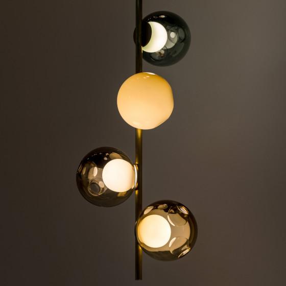 28 Stem Ceiling Lamp