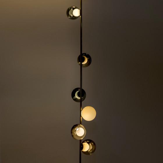 28 Stem Floor to Ceiling Lamp