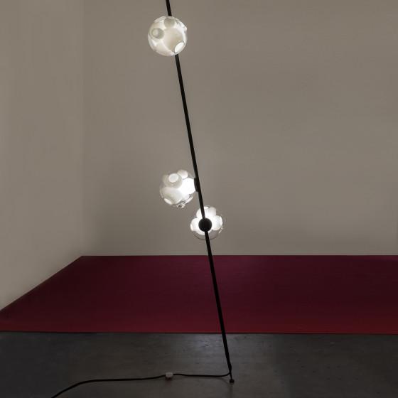 38V Stem Floor to Ceiling Lamp