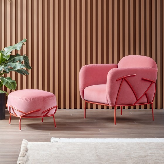 Corallo Lounge Chair