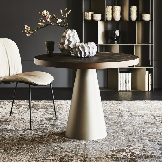 Saturno Keramik Table