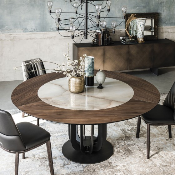Soho Ker-Wood Table