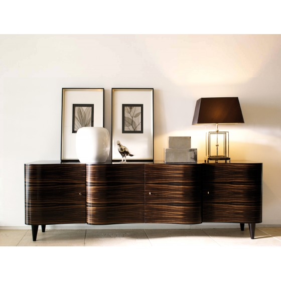 wave sideboard. Black Bedroom Furniture Sets. Home Design Ideas