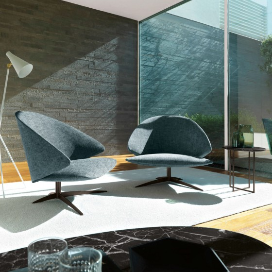 Koster Lounge Chair