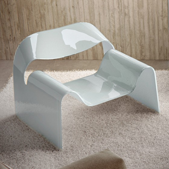 Ghost Lounge Chair