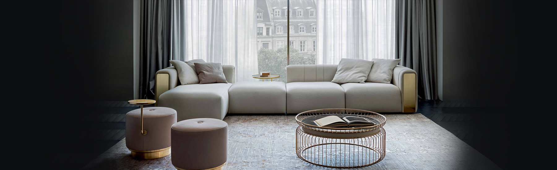 Luz Sectional
