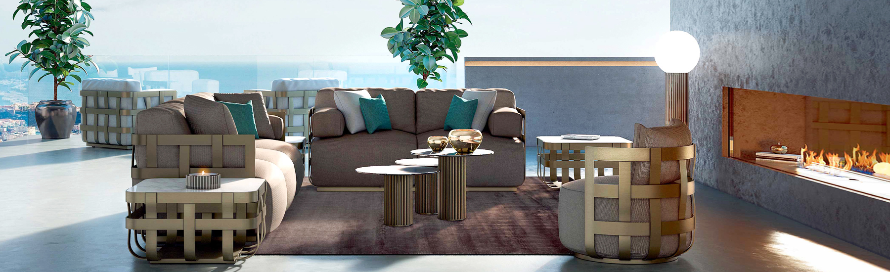 Dafne Outdoor Collection