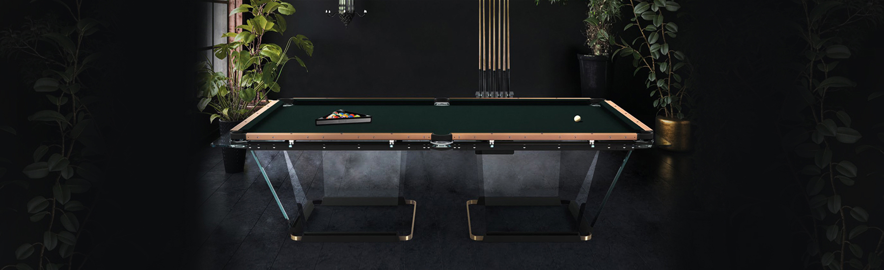 T1 Pool Table & More Game Tables