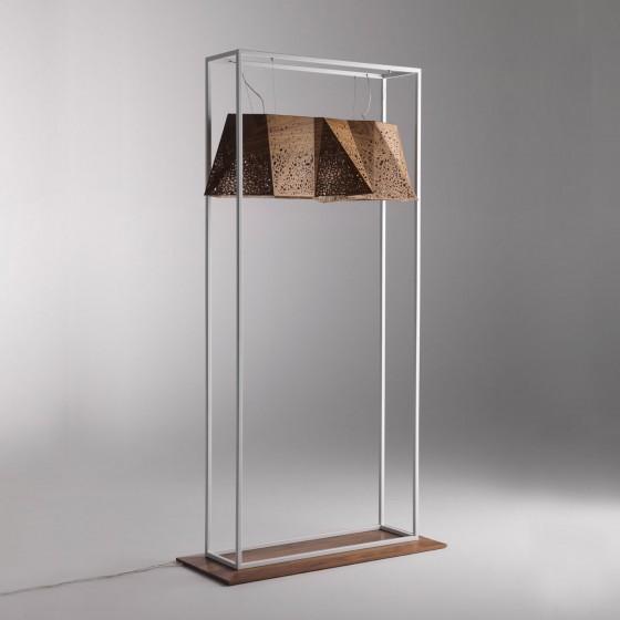Riddled Floor Lamp