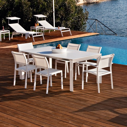 Outdoor italian furniture designer luxury collections for Outdoor furniture italy