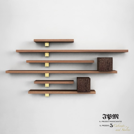 Il Pezzo 5 Cabinets and Shelves