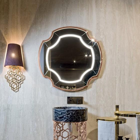 Graydon Light Mirror