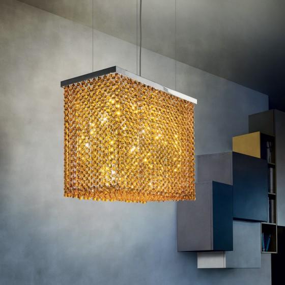 Cubo Suspension Lamp