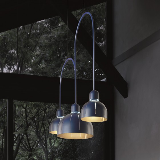 Cupole Suspension Lamp