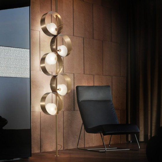 Sound Floor Lamp