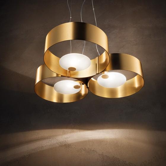 Sound Suspension Lamp