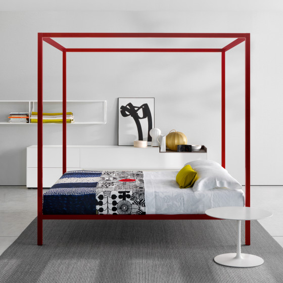 Aluminum Bed