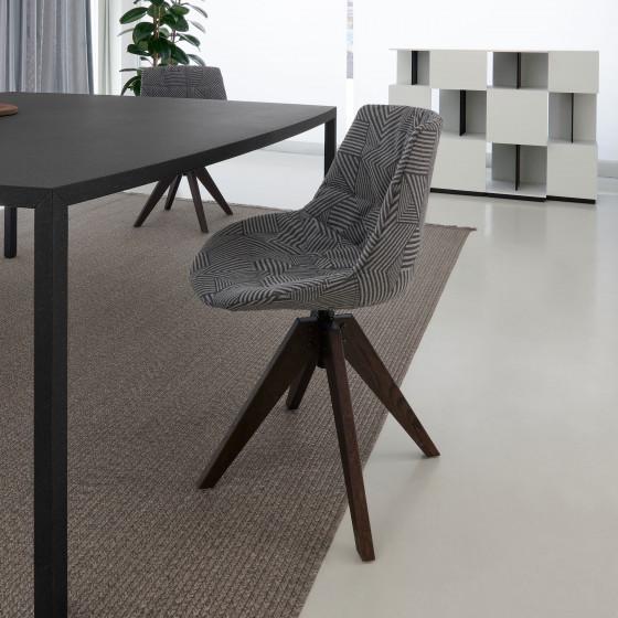 Flow Textile Chair & Armchair