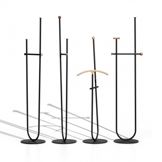 Ombre Coat Stand