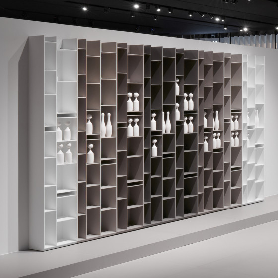 Random / Random 2C-3C Bookcase