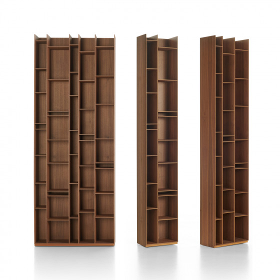 Random Wood Bookcase