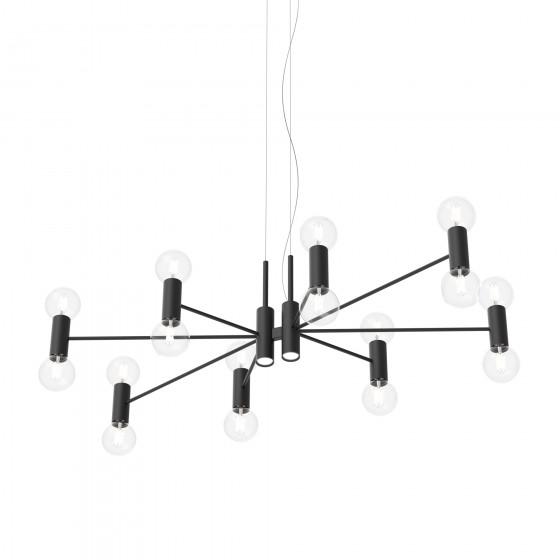Chandelier Longue Suspension Lamp