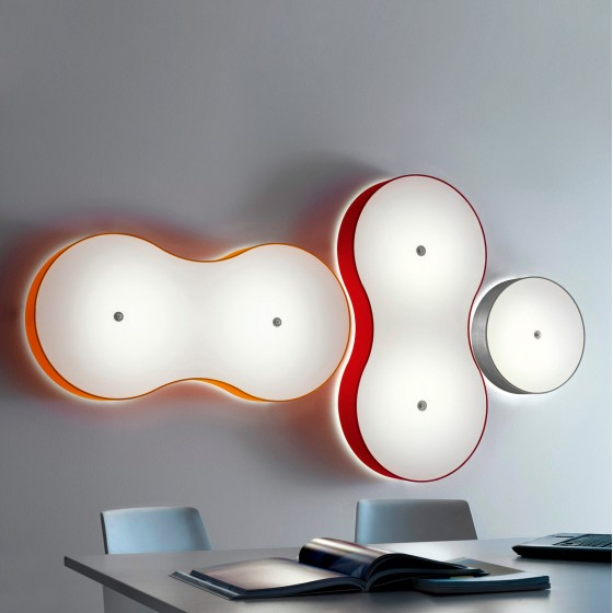 Ottovolante Wall/Ceiling Lamp