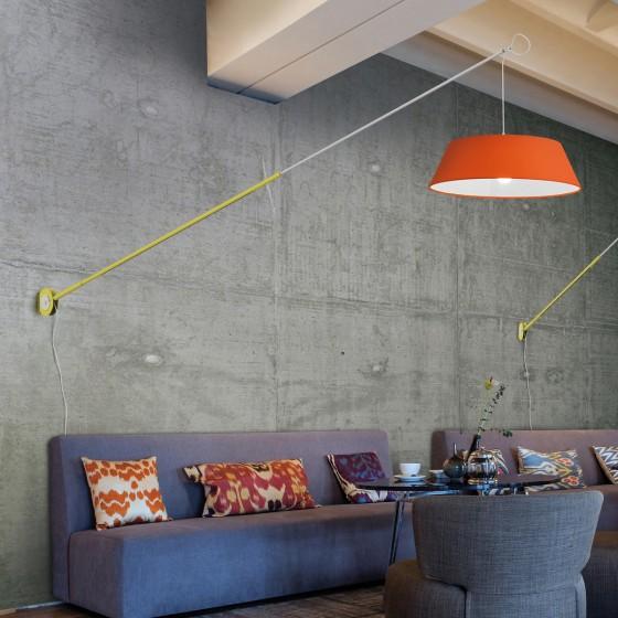 Sestante Wall Lamp