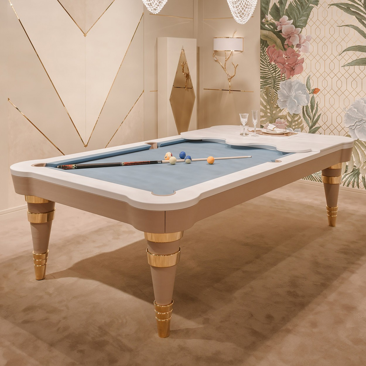 More New Italian Game Tables