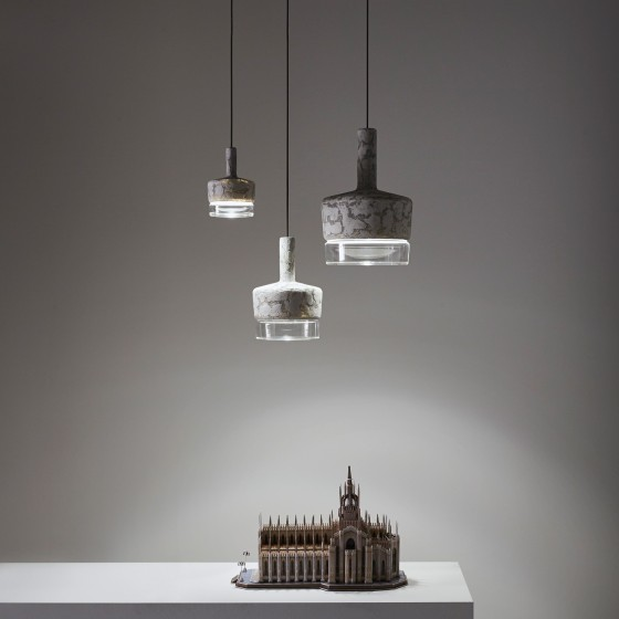 Acorn Suspension Lamp