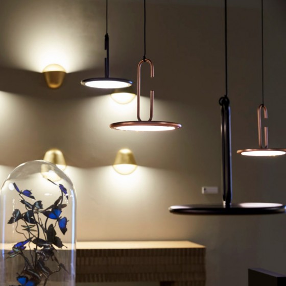 Clip Suspension Lamp