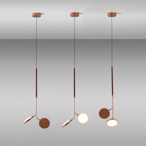 Spoon Suspension Lamp