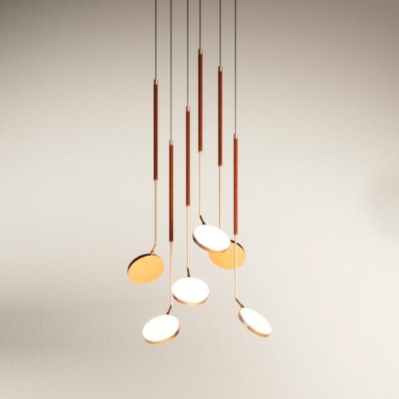 Spoon Suspension Lamp