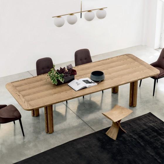 Quadrifoglio Wood Table