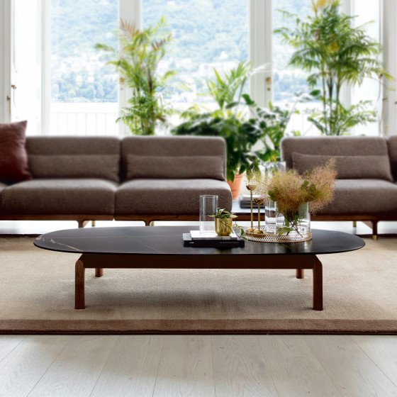 Quay Ovale Coffee Table