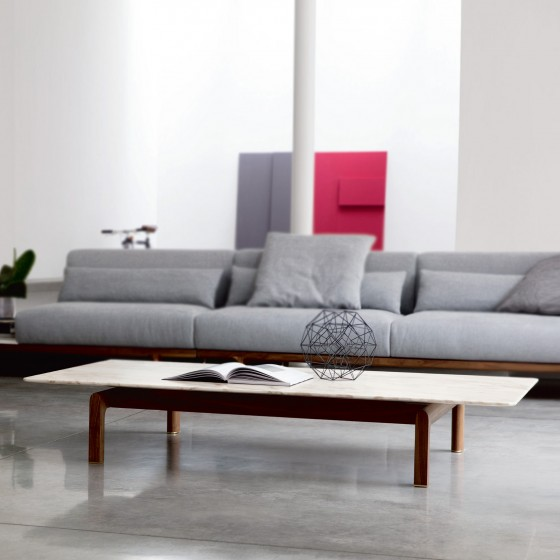 Quay Rettangolare Coffee Table