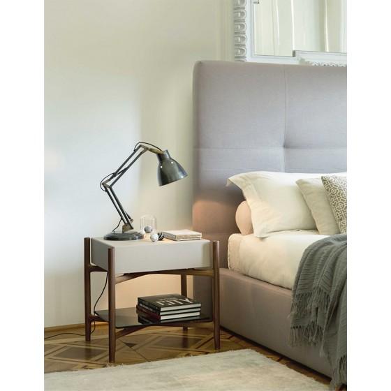 High End Bedroom Furniture Simple Bedroom Lighting Bedroom Ideas Grey And White Painting Your Bedroom Furniture: Regent Nightstand