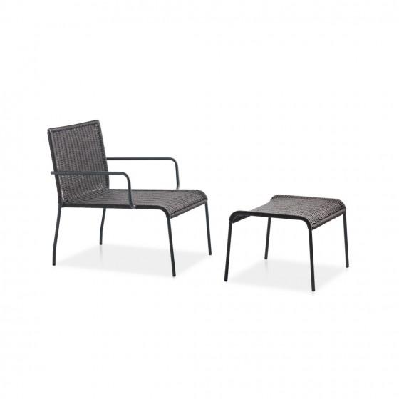 Agra Lounge Chair