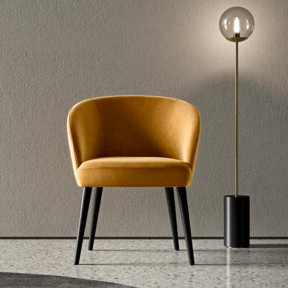 Evia Lounge Chair