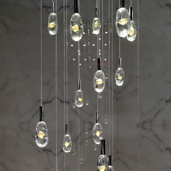 Sassi Suspension Lamp