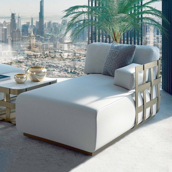 Dafne Chaise Lounge